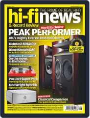 Hi Fi News (Digital) Subscription June 19th, 2014 Issue