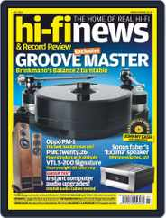 Hi Fi News (Digital) Subscription May 22nd, 2014 Issue