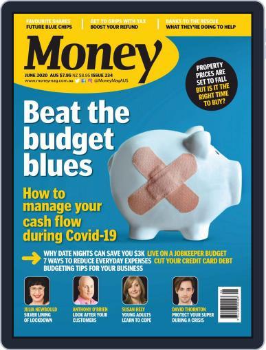 Money Australia June 1st, 2020 Digital Back Issue Cover