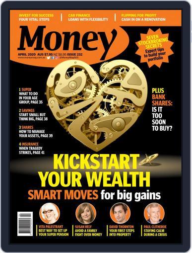 Money Australia (Digital) April 1st, 2020 Issue Cover