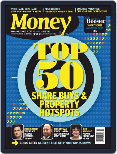 Money Australia (Digital) February 1st, 2020 Issue Cover