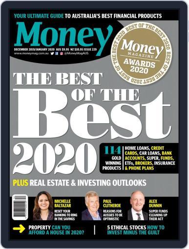 Money Australia (Digital) December 1st, 2019 Issue Cover
