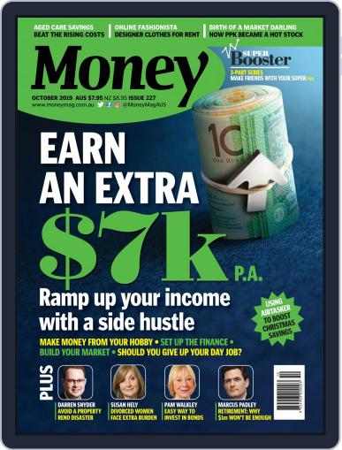 Money Australia (Digital) October 1st, 2019 Issue Cover