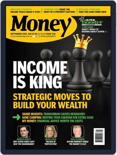 Money Australia (Digital) September 1st, 2019 Issue Cover