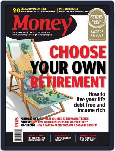 Money Australia (Digital) July 1st, 2019 Issue Cover