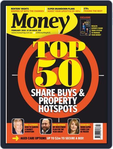Money Australia February 1st, 2019 Digital Back Issue Cover