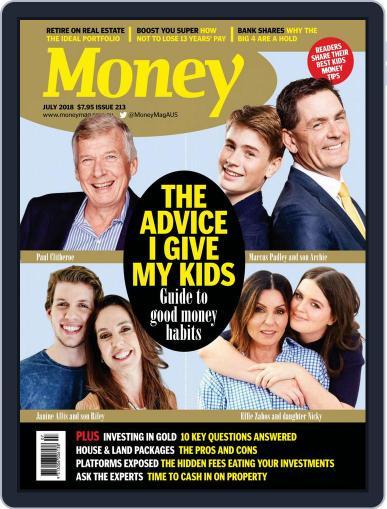 Money Australia (Digital) July 1st, 2018 Issue Cover