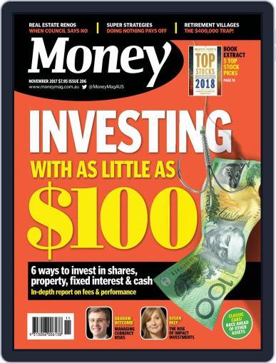 Money Australia November 1st, 2017 Digital Back Issue Cover