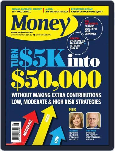 Money Australia (Digital) August 1st, 2017 Issue Cover