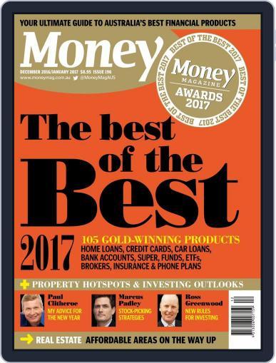 Money Australia (Digital) December 1st, 2016 Issue Cover