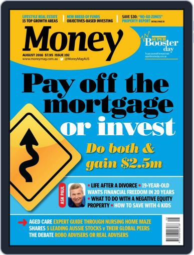 Money Australia (Digital) August 3rd, 2016 Issue Cover