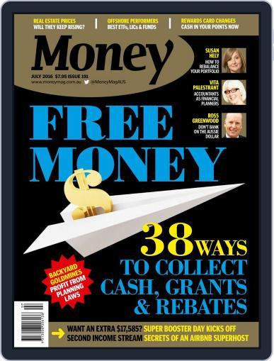 Money Australia (Digital) July 6th, 2016 Issue Cover