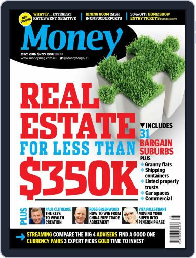Money Australia (Digital) May 4th, 2016 Issue Cover
