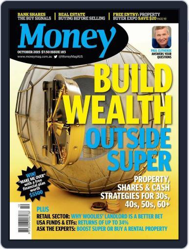 Money Australia September 30th, 2015 Digital Back Issue Cover