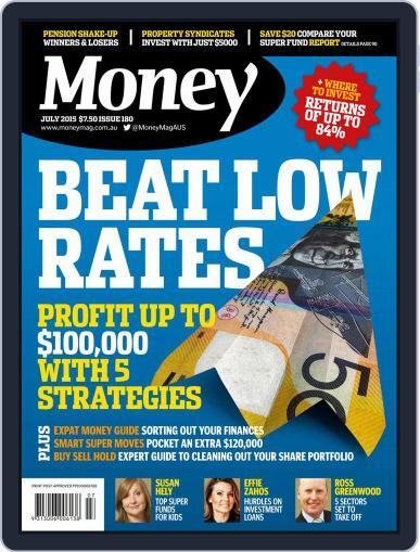 Money Australia (Digital) July 1st, 2015 Issue Cover