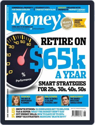 Money Australia (Digital) June 3rd, 2015 Issue Cover