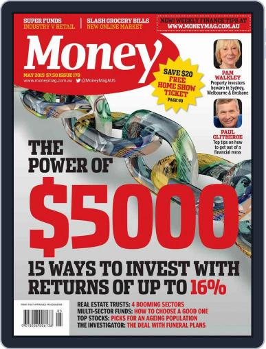 Money Australia May 6th, 2015 Digital Back Issue Cover