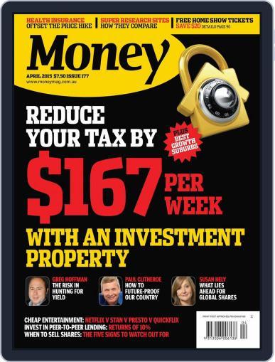 Money Australia April 2nd, 2015 Digital Back Issue Cover