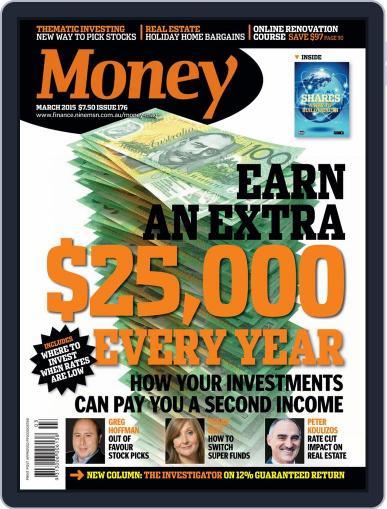 Money Australia (Digital) March 4th, 2015 Issue Cover