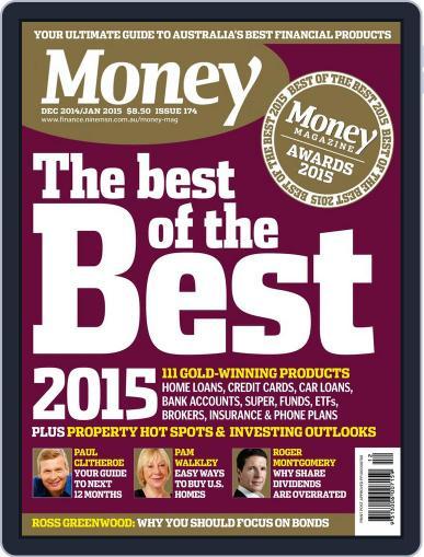 Money Australia December 3rd, 2014 Digital Back Issue Cover