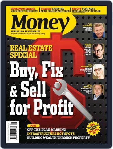 Money Australia August 5th, 2014 Digital Back Issue Cover