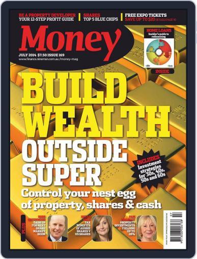 Money Australia (Digital) July 1st, 2014 Issue Cover