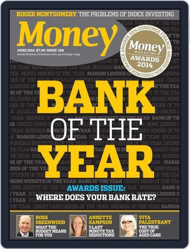 Money Australia (Digital) June 3rd, 2014 Issue Cover