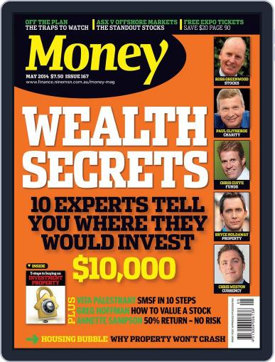Money Australia May 6th, 2014 Digital Back Issue Cover