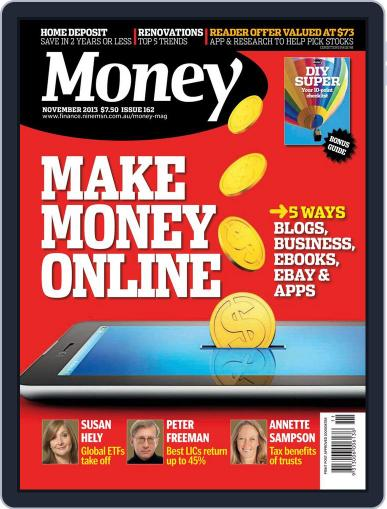 Money Australia (Digital) November 5th, 2013 Issue Cover
