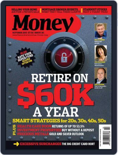 Money Australia (Digital) October 1st, 2013 Issue Cover
