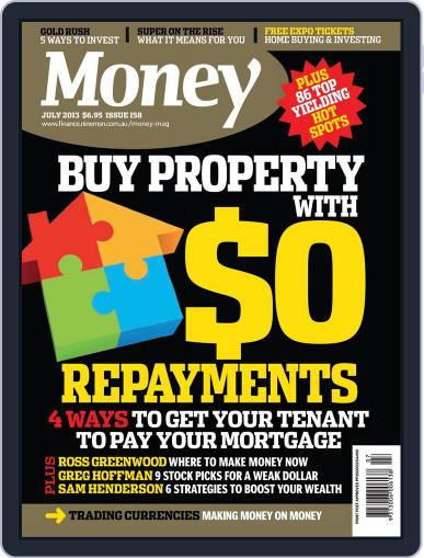 Money Australia (Digital) July 2nd, 2013 Issue Cover