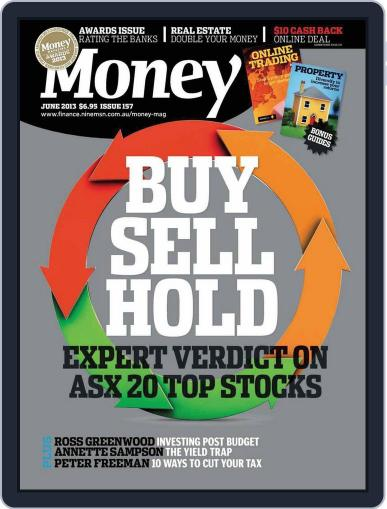 Money Australia June 4th, 2013 Digital Back Issue Cover