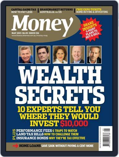 Money Australia (Digital) April 30th, 2013 Issue Cover
