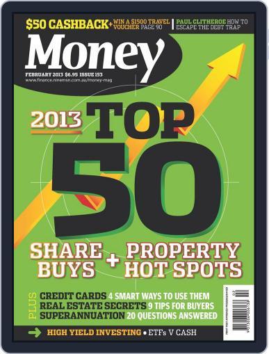 Money Australia (Digital) February 19th, 2013 Issue Cover