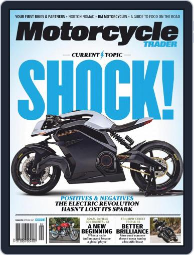 Motorcycle Trader February 1st, 2020 Digital Back Issue Cover