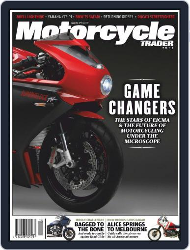Motorcycle Trader January 1st, 2020 Digital Back Issue Cover