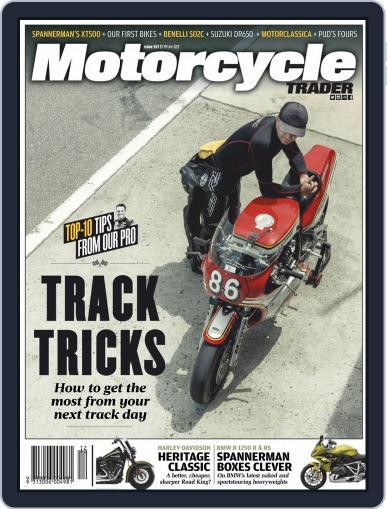 Motorcycle Trader December 1st, 2019 Digital Back Issue Cover