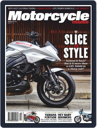 Motorcycle Trader October 1st, 2019 Digital Back Issue Cover