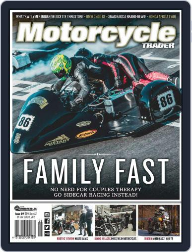 Motorcycle Trader August 1st, 2019 Digital Back Issue Cover