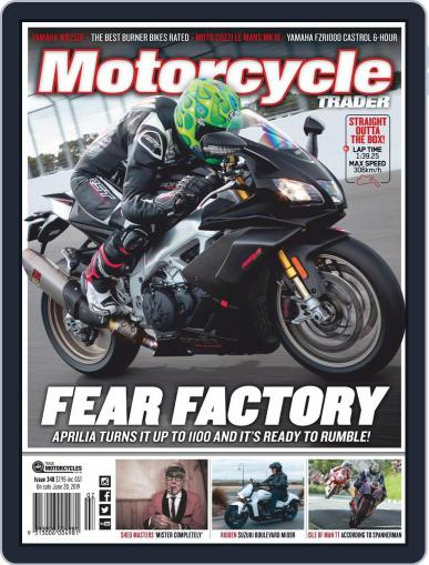 Motorcycle Trader July 1st, 2019 Digital Back Issue Cover