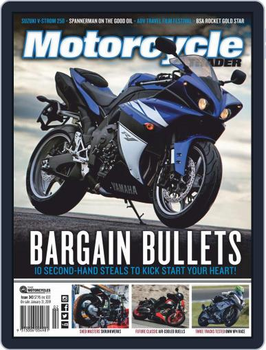 Motorcycle Trader (Digital) February 1st, 2019 Issue Cover