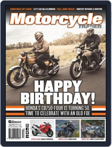 Motorcycle Trader (Digital) December 2nd, 2018 Issue Cover