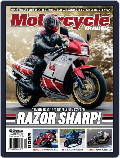 Motorcycle Trader (Digital) October 1st, 2018 Issue Cover