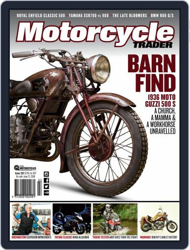 Motorcycle Trader July 1st, 2018 Digital Back Issue Cover