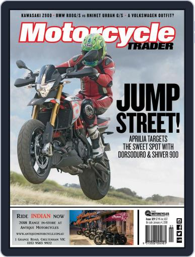 Motorcycle Trader (Digital) January 1st, 2018 Issue Cover