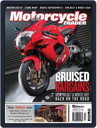 Motorcycle Trader (Digital) December 5th, 2017 Issue Cover