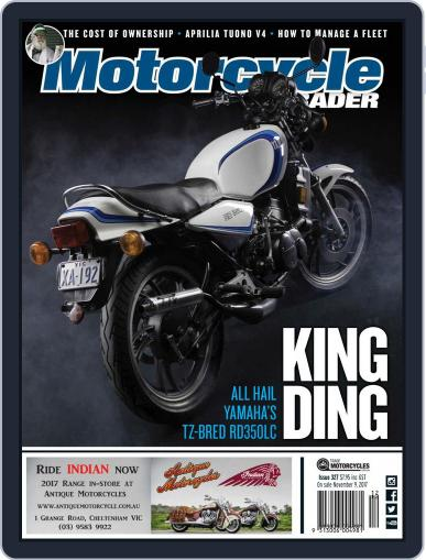 Motorcycle Trader (Digital) December 1st, 2017 Issue Cover