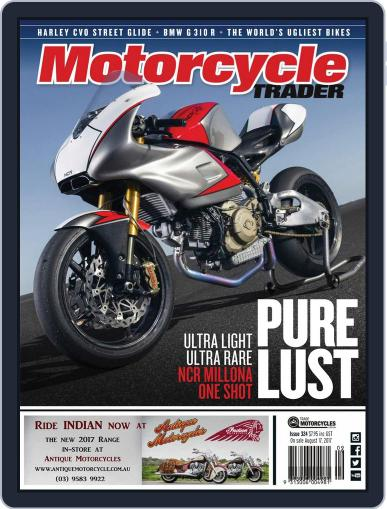 Motorcycle Trader (Digital) September 1st, 2017 Issue Cover