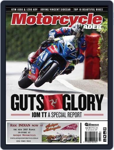 Motorcycle Trader (Digital) July 1st, 2017 Issue Cover