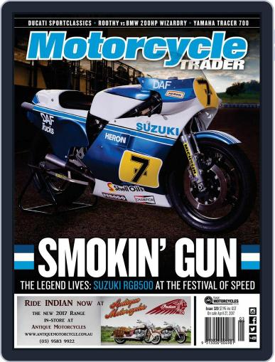 Motorcycle Trader (Digital) May 1st, 2017 Issue Cover